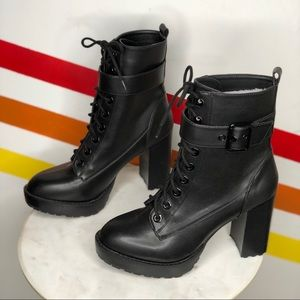 NEW Urban Outfitters heeled booties